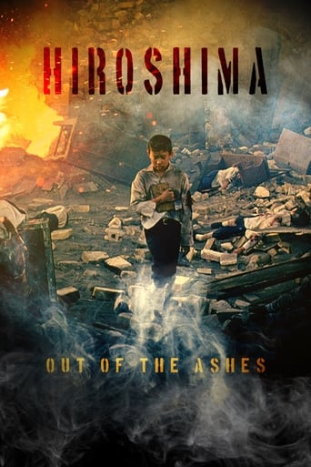 Poster of Hiroshima: Out of the Ashes