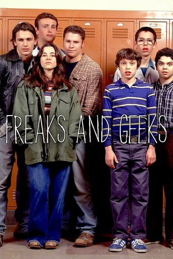 Poster of Freaks and Geeks