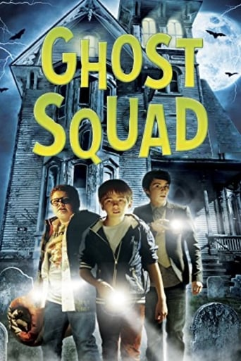 Poster of Ghost Squad