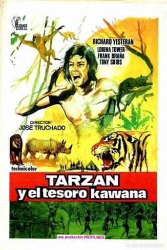 Poster of Tarzan and the Kawana Treasure