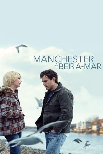 Manchester à Beira-Mar - Poster