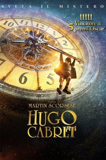 Poster of Hugo Cabret