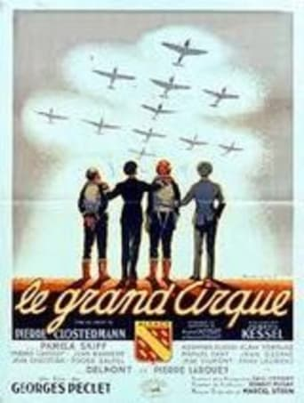 Poster of The Big Circus