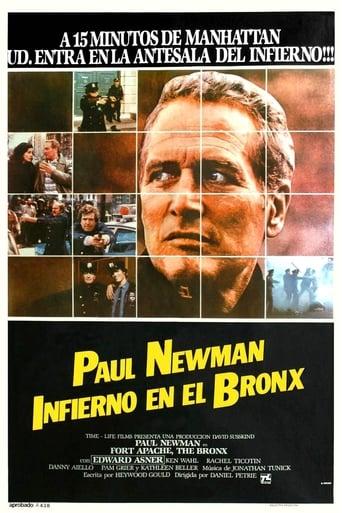 Poster of Distrito apache: El Bronx