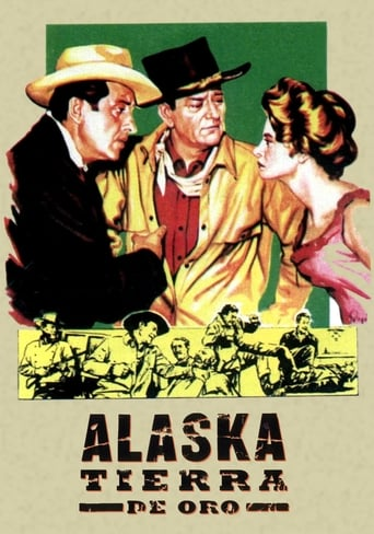 Poster of Alaska, tierra de oro