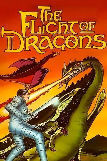 The Flight of Dragons Poster