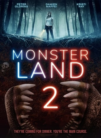 Monsterland 2 Poster