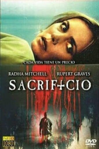 Sacrifício - Poster