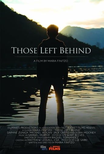 Poster of Those Left Behind