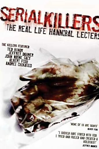 Serial Killers: The Real Life Hannibal Lecters Movie Poster