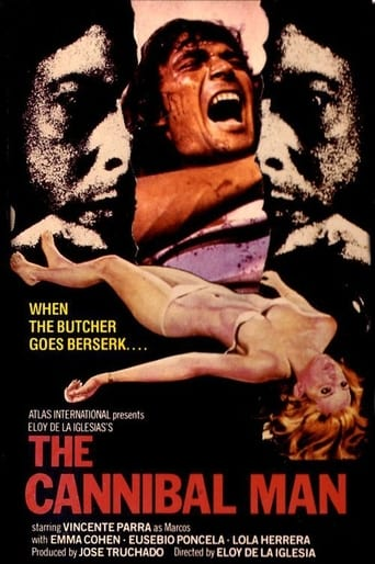 Poster of The Cannibal Man
