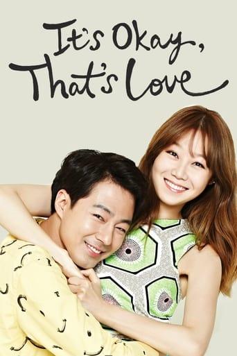 Poster It's Okay, That's Love
