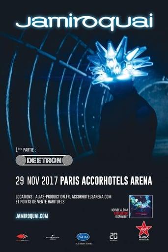 Poster of Jamiroquai: AccorHotels Arena Paris