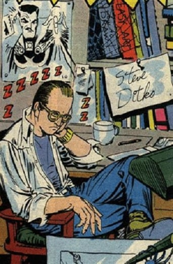 Steve Ditko - Comic Book