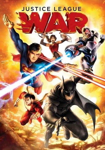 Watch Justice League: War Online
