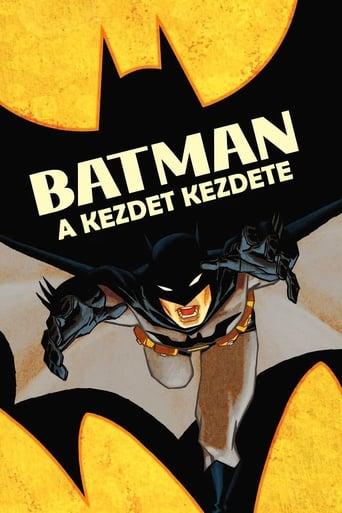 Batman: A kezdet kezdete