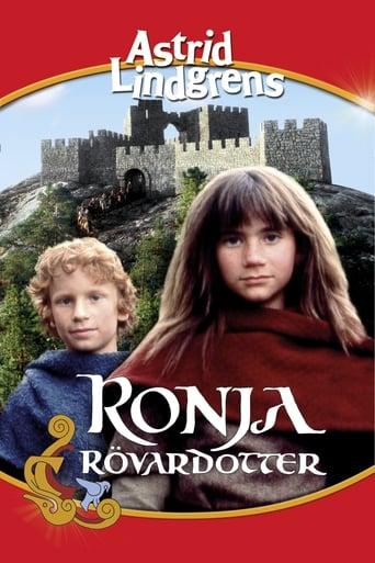 Ronja Robbersdaughter