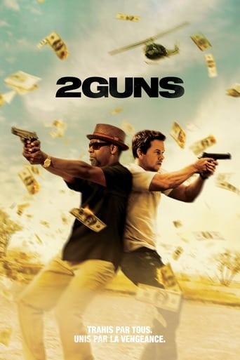 Poster of 2 Guns