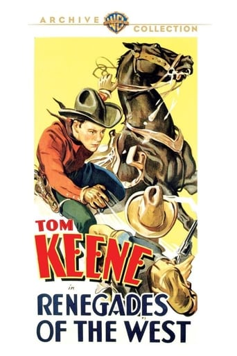 Poster of Renegades of the West