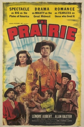 Poster of The Prairie