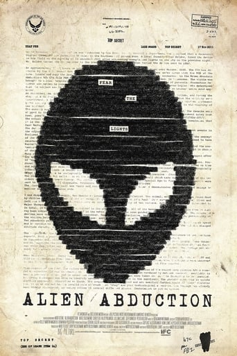 Poster of Alien Abduction