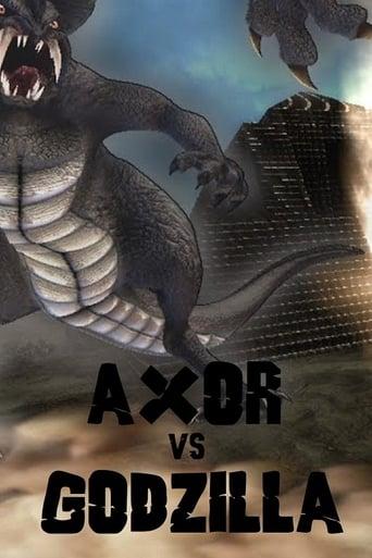 Axor Vs Godzilla