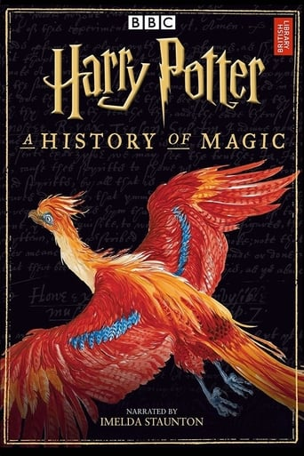 Poster of Harry Potter - A History Of Magic