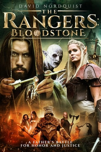 Poster The Rangers: Bloodstone