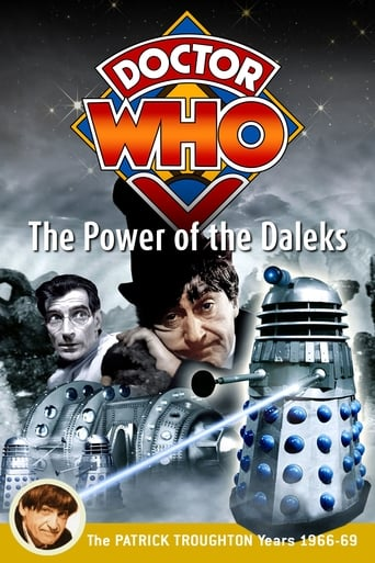 Poster of Doctor Who: The Power of the Daleks