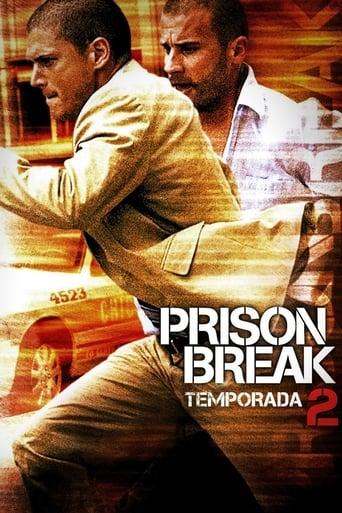 Prison Break 2ª Temporada - Poster