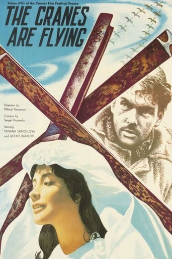 Poster of The Cranes Are Flying