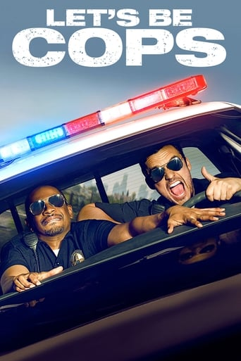 Let's Be Cops (2014) - poster