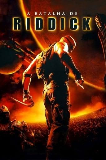 A Batalha de Riddick - Poster