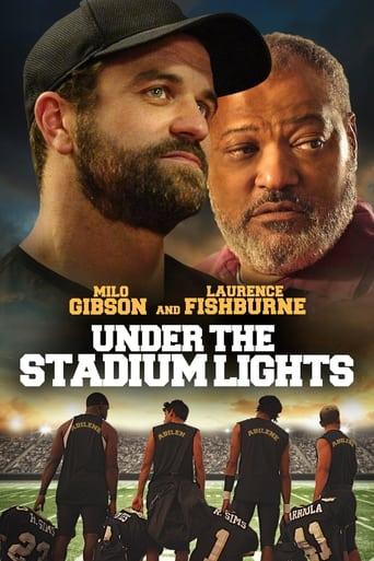 Poster Under the Stadium Lights