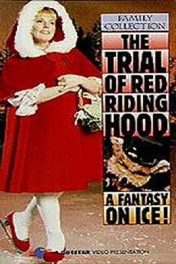 Poster of The Trial of Red Riding Hood