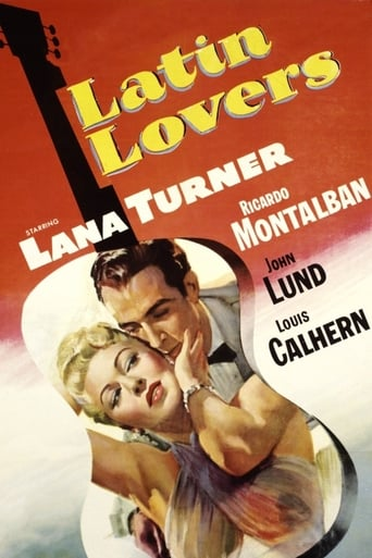 Poster of Latin Lovers
