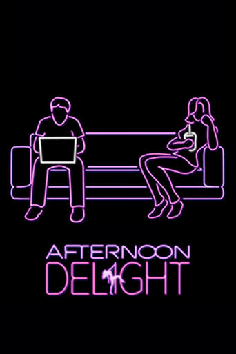 Afternoon Delight (2013) - poster