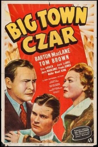 Poster of Big Town Czar