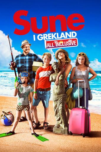 Família Andersson na Grécia - Poster