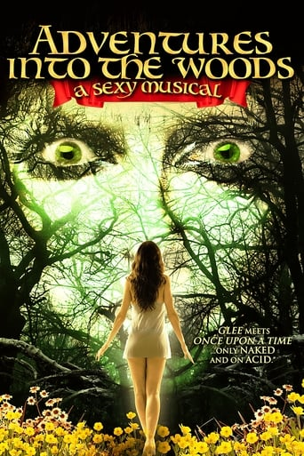 Poster of Adventures Into the Woods: A Sexy Musical