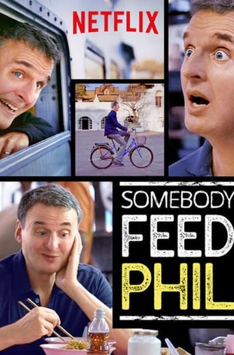 Capitulos de: Somebody Feed Phil