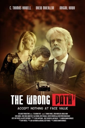The Wrong Path Poster