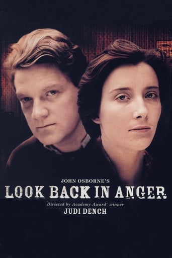 Watch Look Back in Anger full movie downlaod openload movies