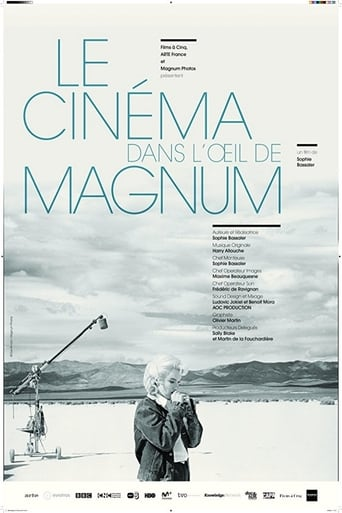 Poster of Cinema Through the Eye of Magnum