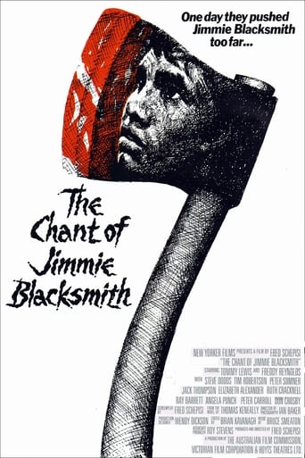 Poster of The Chant of Jimmie Blacksmith