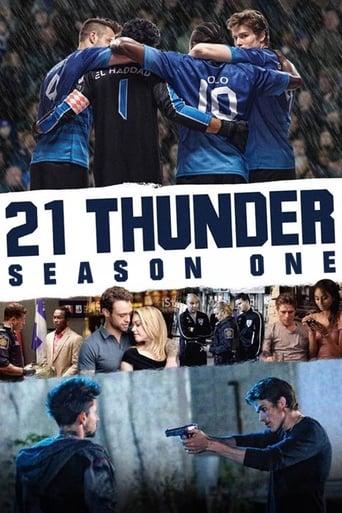 21 Thunder 1ª Temporada - Poster