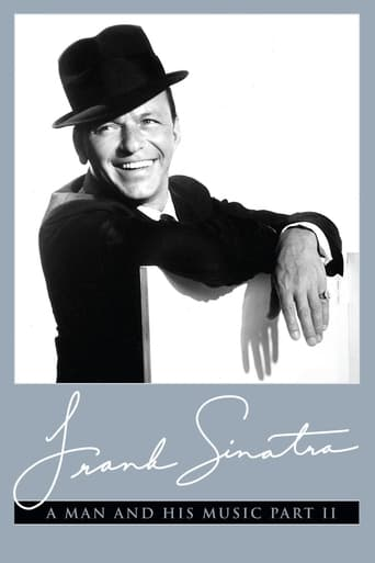 Poster of Frank Sinatra: A Man and His Music Part II