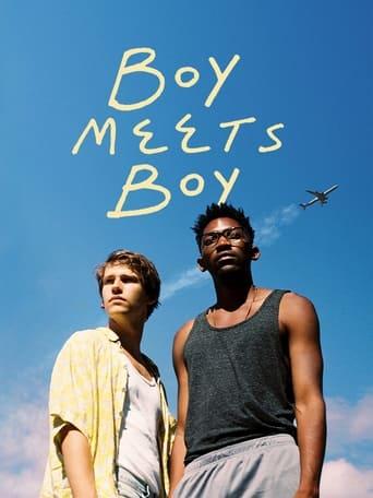 Poster Boy Meets Boy