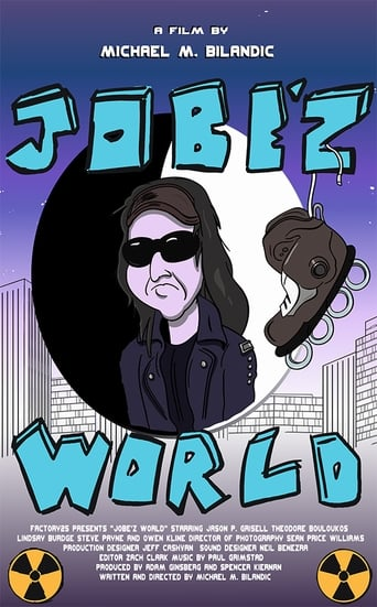 Jobe'z World Movie Poster