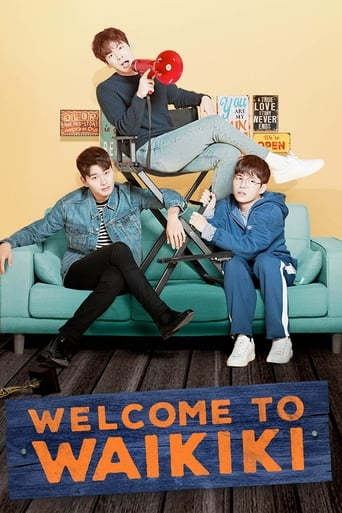 Poster of Welcome to Waikiki